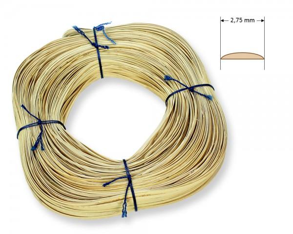 Stuhlflechtrohr Blauband 2,75 mm
