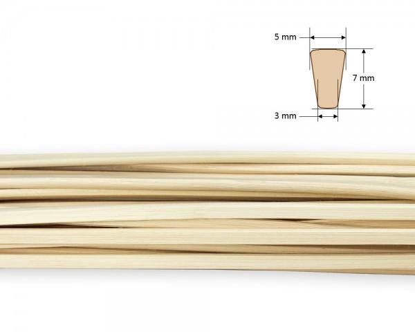 Keilpeddig natur Breite 5 mm, 1/2 kg
