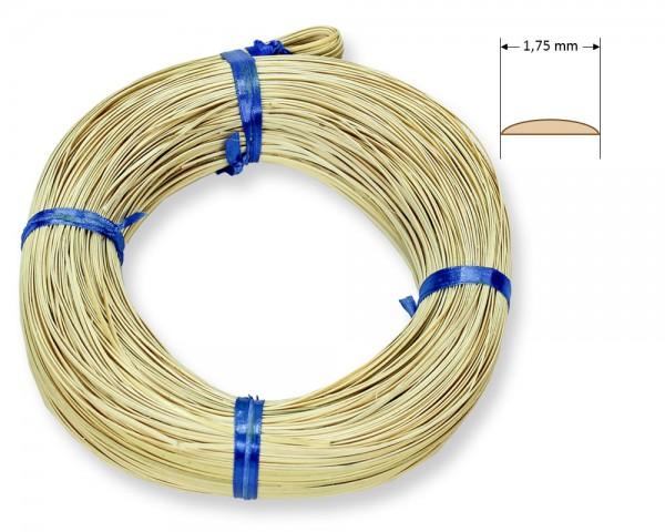 Stuhlflechtrohr Goldband 1,75 mm 1/4 kg