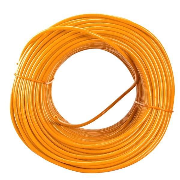 Spaghettischnur orange