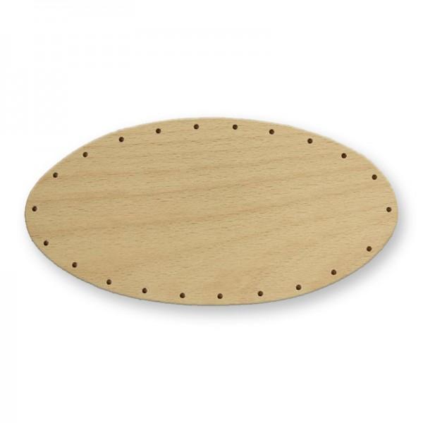 Flechtboden Oval 30 x 18 cm