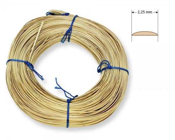 Stuhlflechtrohr Blauband 2,25 mm 1/4 kg