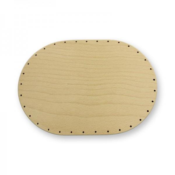 Flechtboden Oval lang 24 x 17 cm