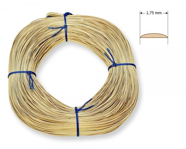 Stuhlflechtrohr Blauband 1,75 mm 1/4 kg