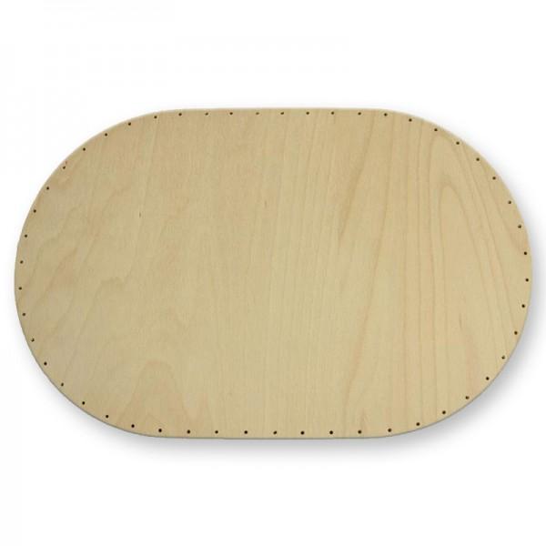 Flechtboden Oval lang 44 x 28 cm
