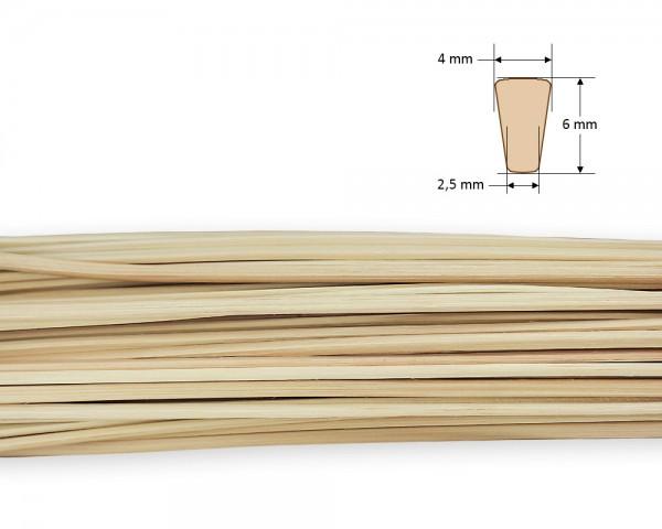 Keilpeddig natur Breite 4 mm