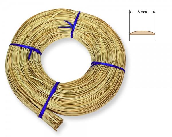 Peddigschiene flach natur 3 mm