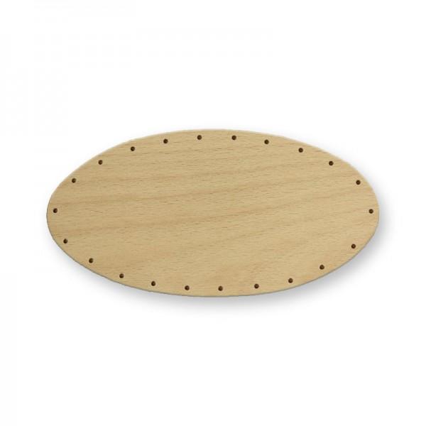 Flechtboden Oval 20 x 10 cm