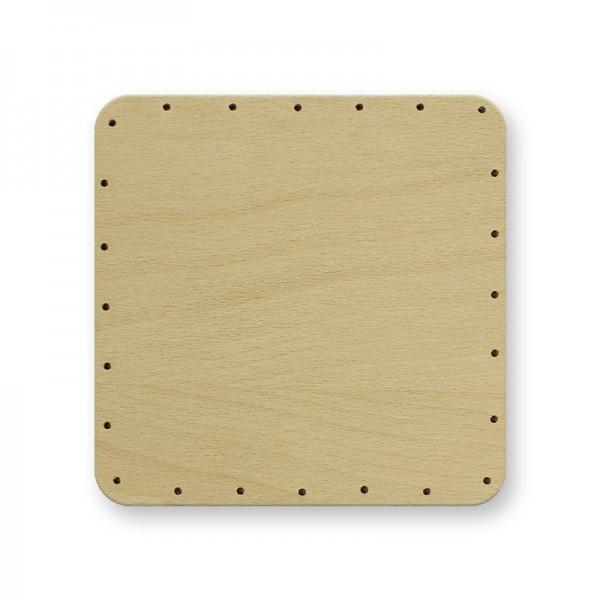 Flechtboden Quadrat 15 x 15 cm