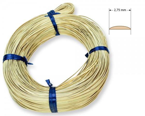 Stuhlflechtrohr Goldband 2,75 mm 1/4 kg