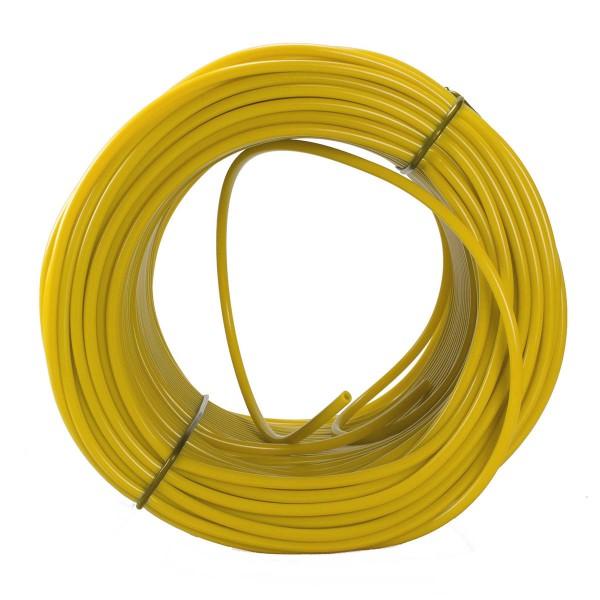 Spaghettischnur bananengelb