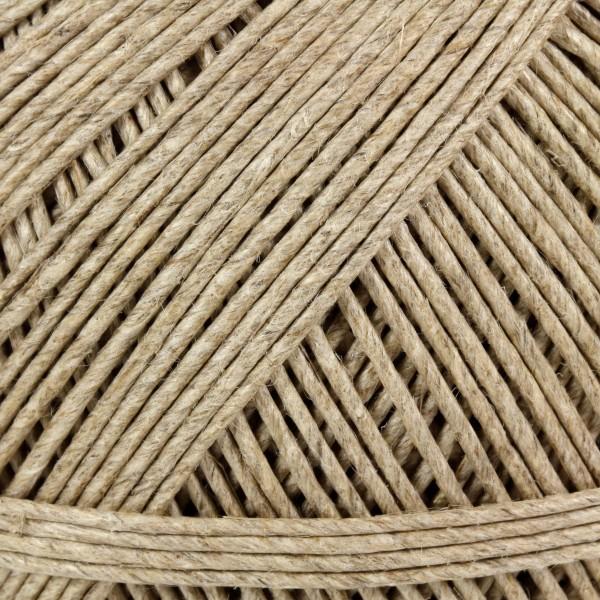 Hanfreepschnur gedreht 4 mm