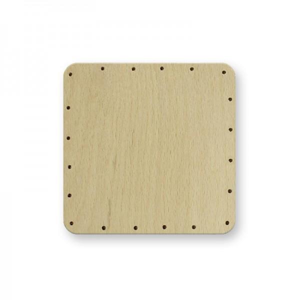Flechtboden Quadrat 12 x 12 cm